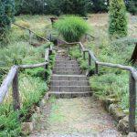 schody na parkán
