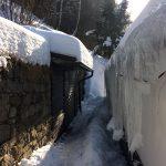 sníh Chalupa U Jezu