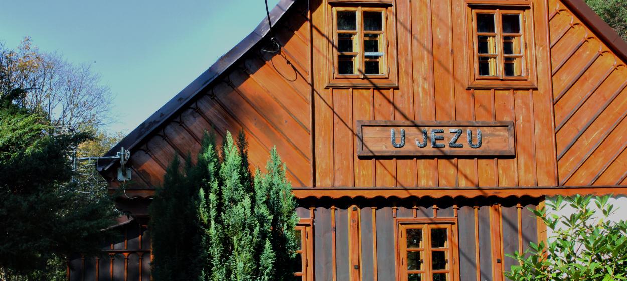dům Chalupa U Jezu