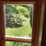 pohled z okna Chalupa U Jezu